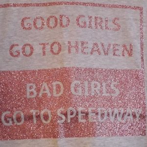 BAD GIRLS GO TO SPEEDWAY RANGE
